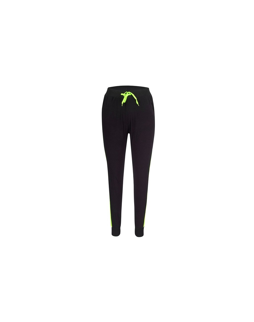 2019 Women Casual Trousers Exercise Lines Pants Dance Female Side Lines Sweatpants Women Trousers Fitness Pants HB-MZC3266 -...