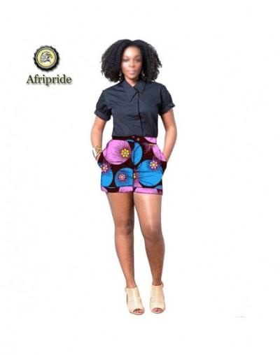 2019 african print summer shorts for women women casual shorts plus size dashiki short ankara fabric S1921005 - 272X - 4I415...