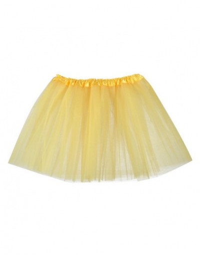 Fashion Vintage Women Girl High Waist Princess Dance Ballet Tulle Tutu Skirt Wedding Prom Rockabilly Fluffy Colorful Mini Sk...