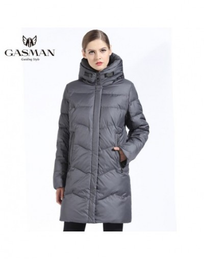 2019 Women Winter Jacket Down Long Female Winter Thick Coat For Women Hooded Down Parka Warm Clothes Plus Size 7XL 6XL - 716...