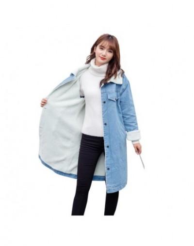2019 Spring Winter Jacket Women Parka Outerwear Female Down Jacket Warm Wool Liner Cotton Coat Thickening Long Women Winter ...