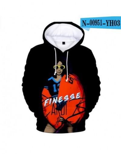 Rap Singer Cardi B 3D Hoodies Men/Women Harajuku Sweatshirt Fall Winter Fashion Boys/Girls Hip Hop Hooded Jacket Funny Cloth...