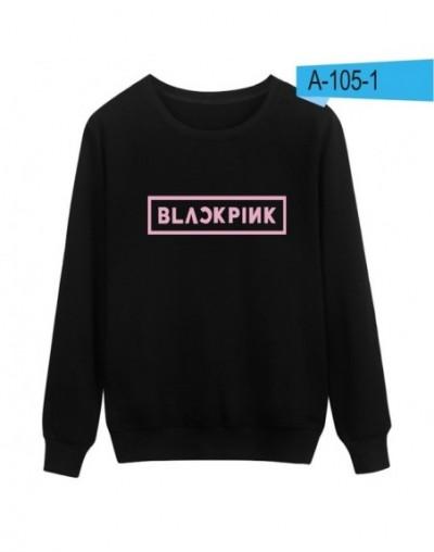 2017 BLACKPINK kpop men Women Hoodies Sweatshirts Oversize hoodie 4XL Capless JISOO Kpop Hoodie survetement femme Plus Size ...