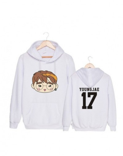 Kpop Korean GOT7 Q Style Album MY SWAGGER Hey Yah ARRIVAL DEPARTURE FLY Cotton Hoodies Hat Pullovers Sweatshirts PT493 - YOU...