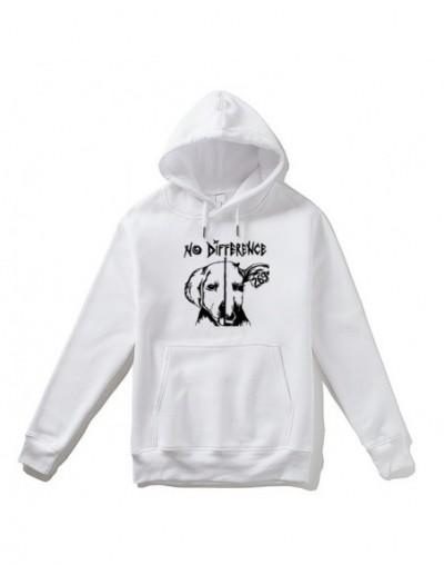 No Difference Vegan Friends Not Food Men Hoodie Women Cotton Brand Clothing Sweatshirt Jacket Homme Hooded Fleece Printing -...