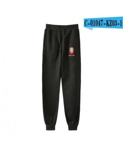 Money Heist La Casa de Papel House of Paper 2019 2D print Sweatpants hot sale Movement style High quality Women/Men Pants - ...