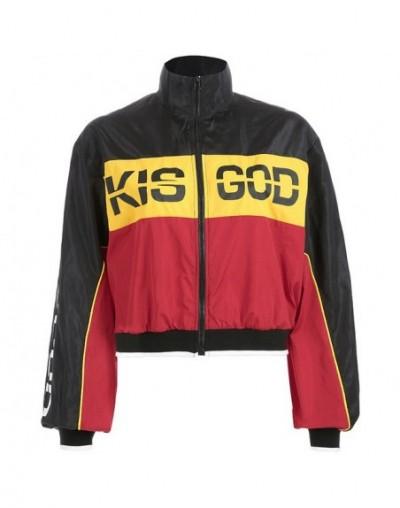 Winter Women's Jackets Causal windbreaker Women Basic Jackets Coats Sweater Zipper Lightweight Jackets Bomber Famale - Black...