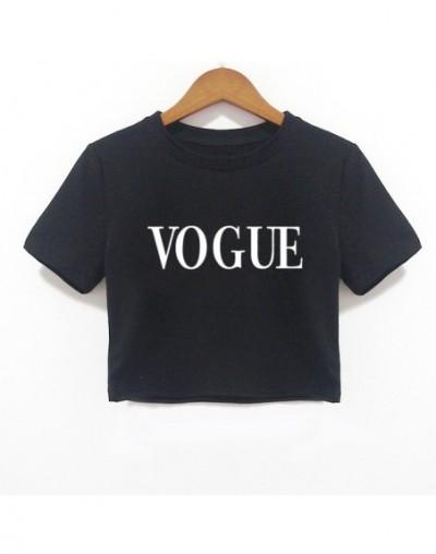 Vintage Pulp Fiction T-shirt Female Harajuku Kawaii Quentin Tarantino Mia Wallace Graphic Tees Tops Vogue Crop Top T Shirt W...