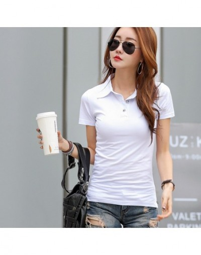 New Trendy Women's Polo Shirts On Sale