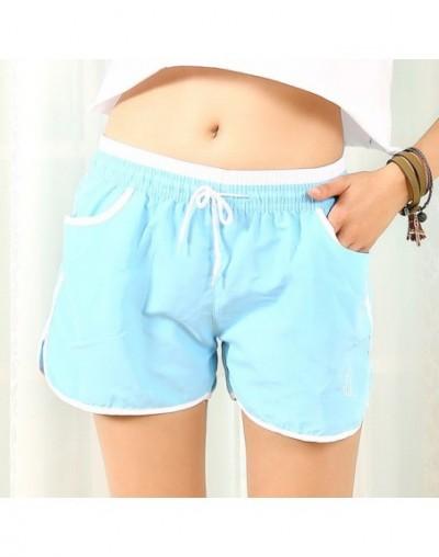 2019 Summer Fashion Brand Sexy Women Shorts Elastic Waist Lady Causal Short Pants Feminino Candy Color Pantalones Mujer Fitn...