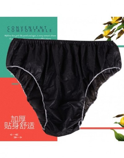 50pcs Disposible Man/Women Non-woven panties Under wear Tool for Beauty Spa Sauna Free Gift for Hotel - 4I4134459292