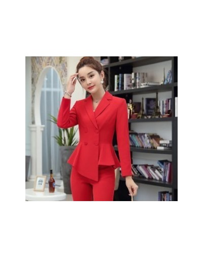 Womens Work Skirt Suit Autumn Blazer Skirts Uniform Office Skirt Suits for Woman Plus Size Skirt and Jacket Two Piece Set Ou...