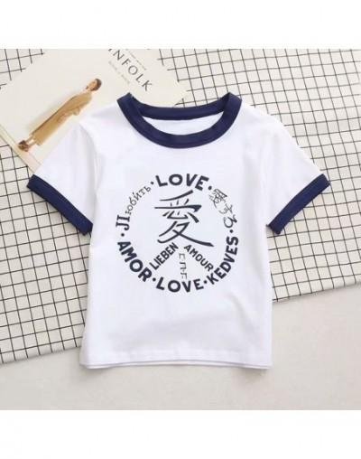 Streetwear Harajuku Sunflower Happiness Print Cropped Women T-shirt Casual Sexy Crop Top Slim tshirt drop shipping - P3 love...