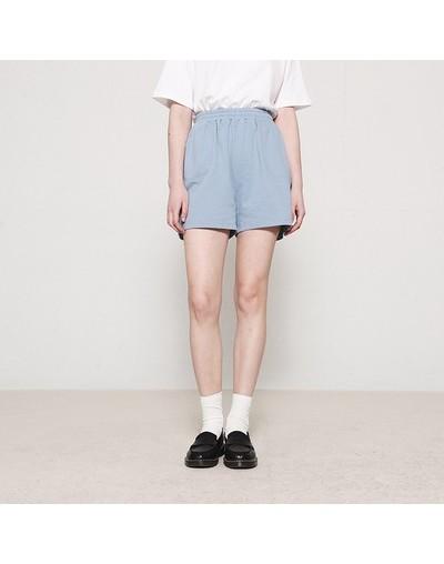 2019 female Fashion Women solid Shorts Fitness Summer Women Hot Ladies Shorts For street Shorts Women Casual Short Pants - S...