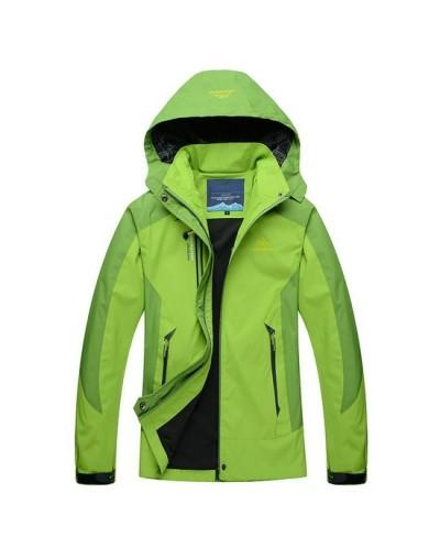 Waterproof Women's Jacket Coat Women Spring Autumn Winter Warm Windbreaker Outerwear Female Casual Hooded JacketsAW119 - fru...