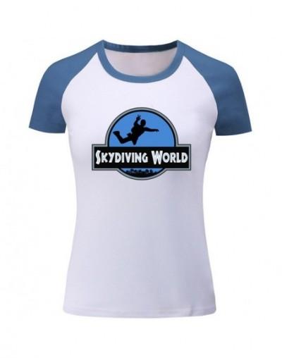 Jurassic Design Skydiving T Shirt Fashion Skydiving World T-shirt Funny Skydiver Gift Tshirt Women Summer Trend Brand Clothi...