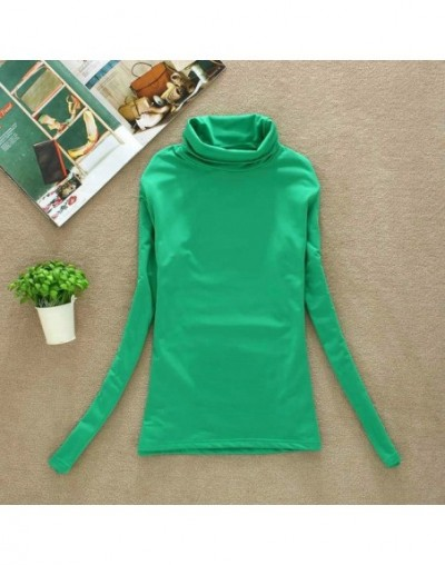 High Elastic quality Fashion Autumn Winter sweater women wool turtleneck pullovers long sleeve big size women clothing 869 -...