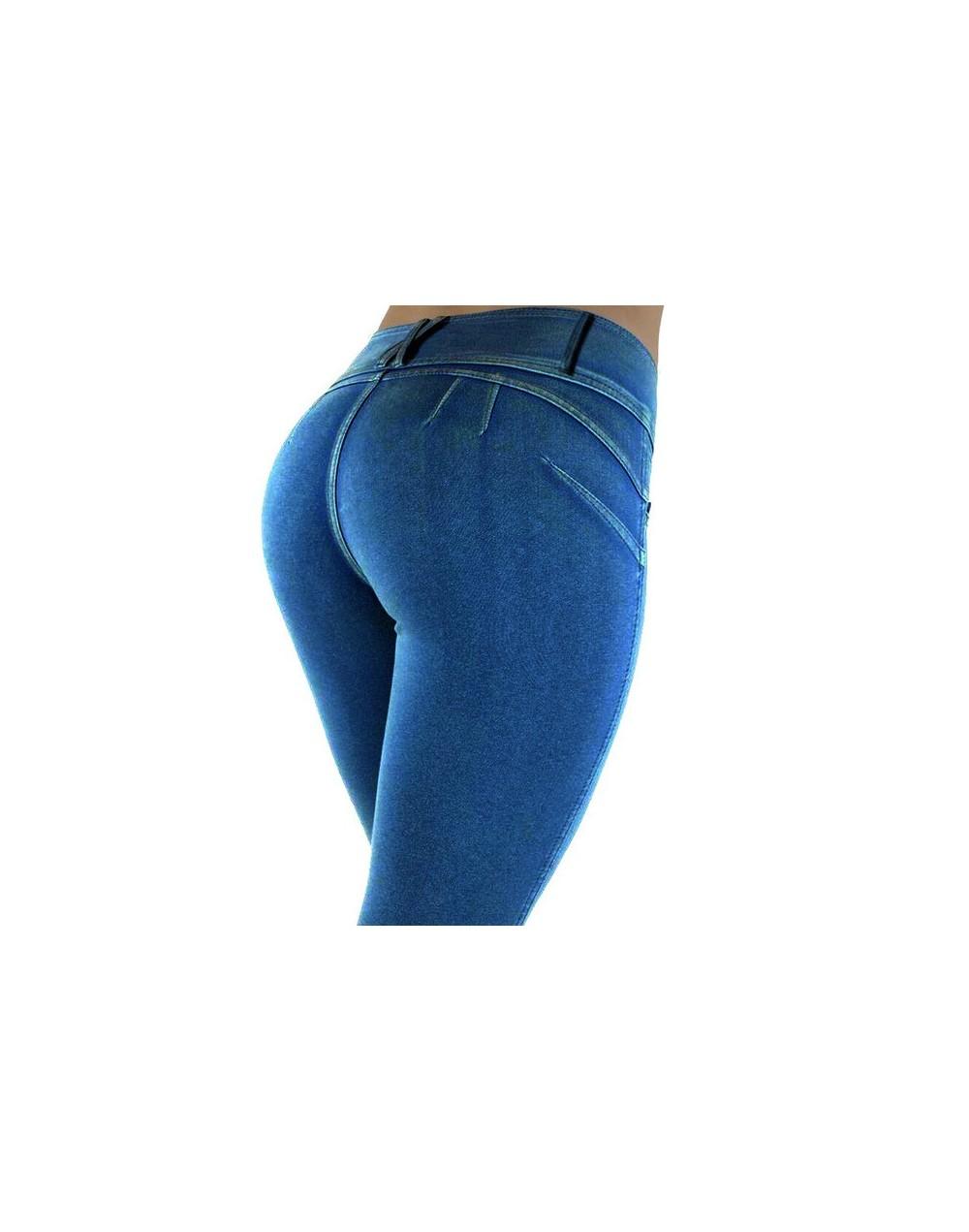 2016 Autumn New Fashion Pant Women Low Waist Pencil Pants Elastic Push Up Elastic Jeggings Sexy Bodybuilding Clothing Trouse...