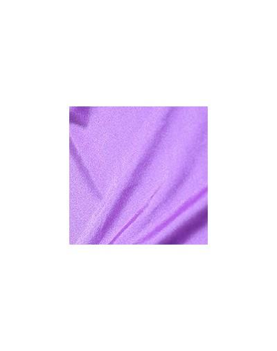 Spandex Leggings Women Fitness Legging High Waisted Full Length Dance Pants Black Workout Lycra Pants - Lavender - 403020343...