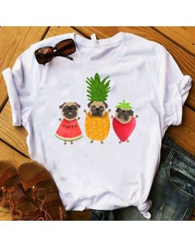 pineapple fruits Clothing T-shirt Fashion Women fashion Tee Top Graphic T Shirt Female Tshirt Women Kawaii Camisas Mujer Clo...