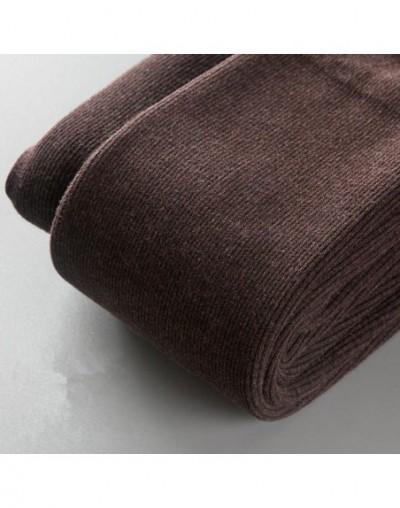 Warm Leggings Women Plus Velvet Thick Winter Casual Leggings Female Streetwear Elastic Office Ladies High Waist Leggings Q18...