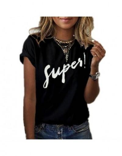 2018 New Women T Shirts Short Sleeve Fashion Printed O-Neck Female T-Shirts Casual Tee Tops Woman Clothing - T shirt women w...