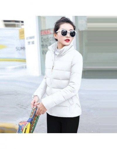 Spring autumn winter Women Jacket Plus size S-5XL Women Front Pockets Thick Warm Coat Winter Short Jackets Female Bomber Coa...