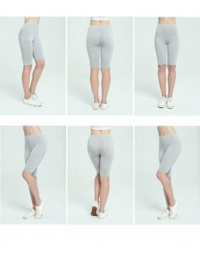 Loose Women Seamless Leggings Solid Fitness Magic Pressure Leggings Casual Capris Pencil Pants Stretchy Push up Workout Trou...