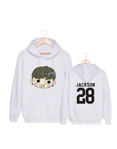 Kpop Korean GOT7 Q Style Album MY SWAGGER Hey Yah ARRIVAL DEPARTURE FLY Cotton Hoodies Hat Pullovers Sweatshirts PT493 - JAC...