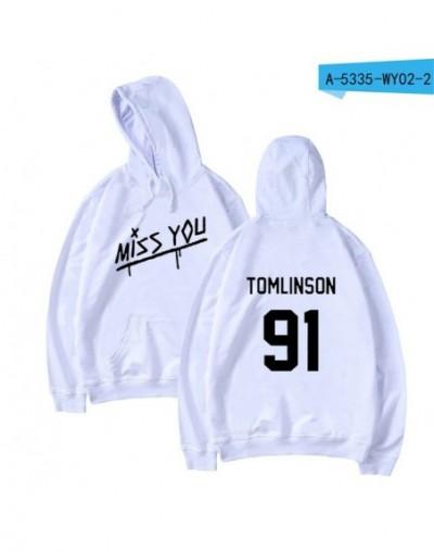 LUCKYFRIDAYF Louis Tomlinson One Direction Hoodies Man/Women Hoodies Sweatshirt Winter Sweatshirt Women Hoodies Casual Cloth...