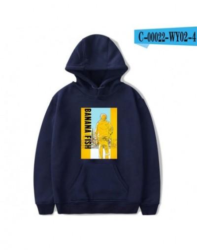 2019 BANANA FISH 2 Hoodies Sweatshirt Casual New fashion HOT trend Women/Men Kpop Hip Hop Hoodies Clothes Plus Size 2XS-4XL ...