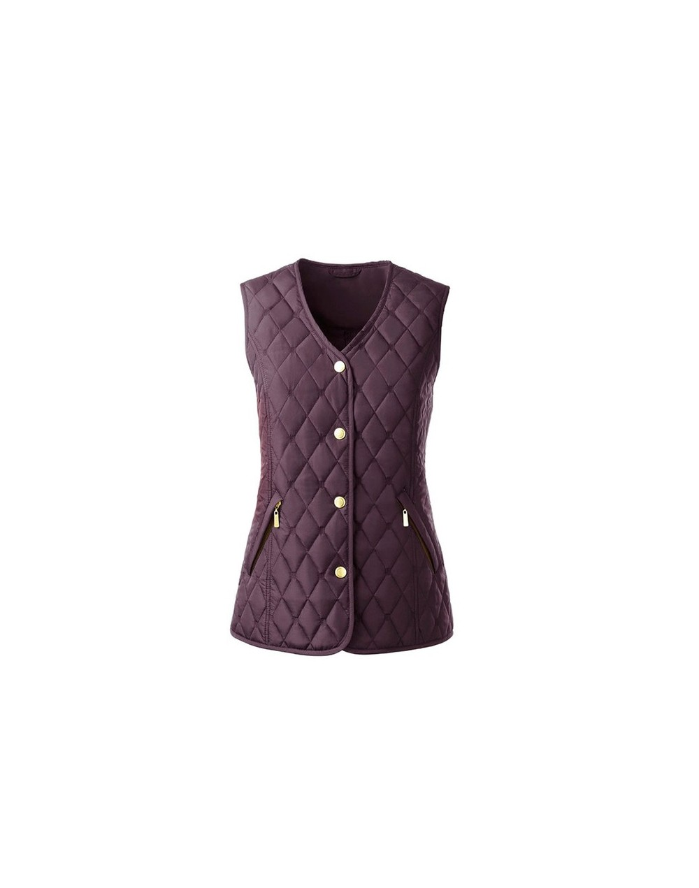 Women Vest basic Autumn Winter Female waistcoat padded sleeveless Jacket lady casual brand outerwear plus size 5XL 7XL - Ber...