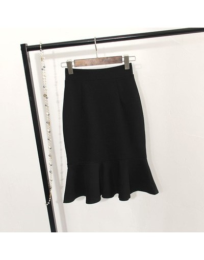 Cheap wholesale 2018 new summer Hot selling women's fashion casual sexy Skirt Y70 - Black - 4F3902386826-1