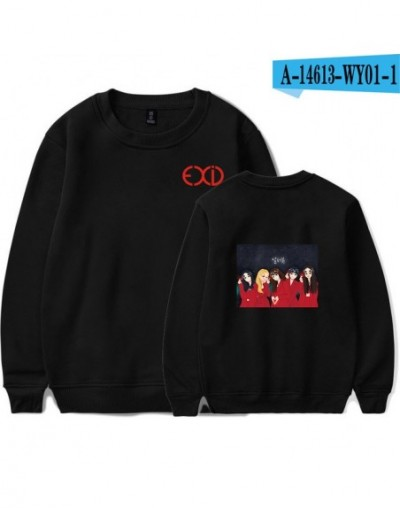 EXID 2D New Print Software Hot Long Sleeves Round Neck Harajuku Sweatshirts 2019 New Men/Women Casual Clothes Kpop Plus Size...