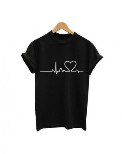 2018 New Women T Shirts Short Sleeve Fashion Printed O-Neck Female T-Shirts Casual Tee Tops Woman Clothing - T shirt women 9...