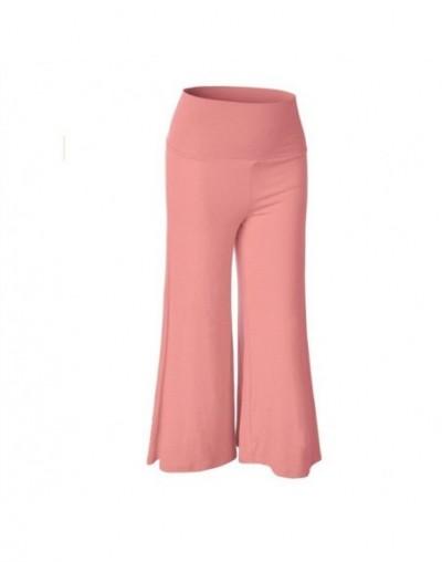 Hot Sale Women Long Pants Cropped Trousers Harem Yogaa Modal Dancing Trouser Wide Belly Dance Comfy Boho Pants - J - 4J39273...