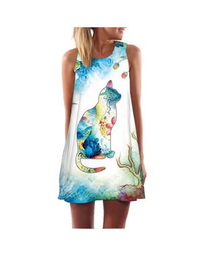 vestidos verano 2018 Summer Dress Women Fashion Casual Green Sundress Chiffon Boho Dress Ladies Cute Mini Beach Dress - 265 ...