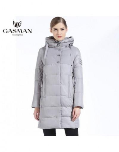 2019 Brand Women Winter Jacket Casual Women Thickening Hooded Down Parka Women's Windproof Coat Bio Down Jacket for Women - ...