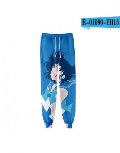2019 Sailor moon 3D joggers pants women Wrapped Pants Print Spring trousers women Sweatpants Jogger Kpops Pants New Clothes ...