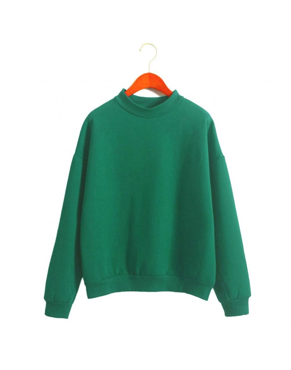 Droppshiping Women Casual Long Sleeve Hoodie Sweatshirt Jumper Pullover Thick Autumn Winter Tops dg88 - light blue - 4041588...