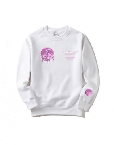 Exclusive 7 Rings Moon 2019 Men Women Sweatshirt Jacket Man Hoodie Tracksuit Hoodies Skate 2019 New Fleece Male Popular - Wh...