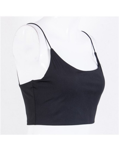 New Fashion Women Cross Strappy Tank Tops Bustier Vest Crop Top Bralette Women Sexy Clothes - As photo shows - 4N3018061446-1