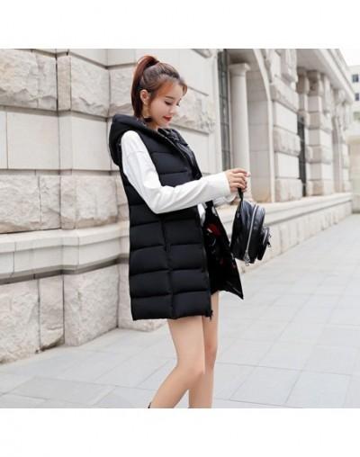 Fashion Clothes Casaco Feminino Parka Feminina Winter Parkas Mujer Basic Coat Women 2019 Parka Harajuku Chaqueta Mujer - Bla...