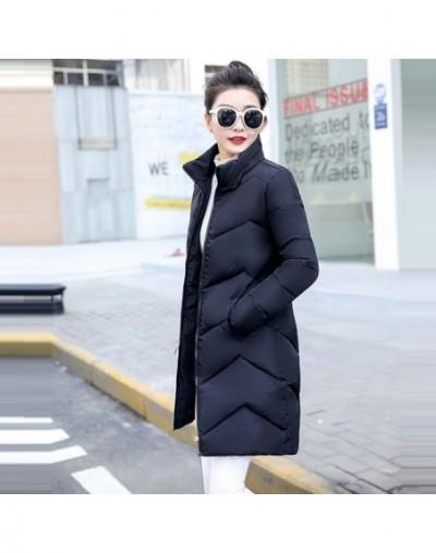 Big Fur 2019 New Parkas Female Women Winter Coat Thick Cotton Winter Jacket Womens Outwear Parkas for Women Winter down jack...
