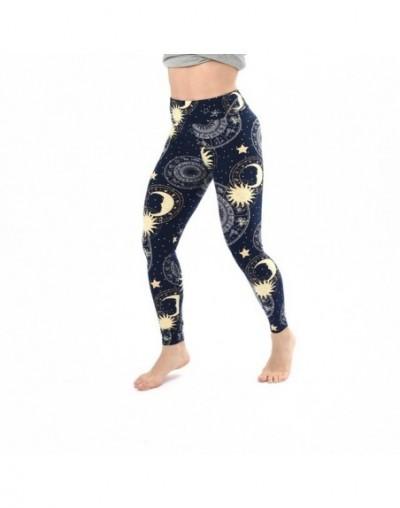2019 fashion sportswear fitness leggings for women high quality brand new high waist leggings hot sale sports elastic pants ...
