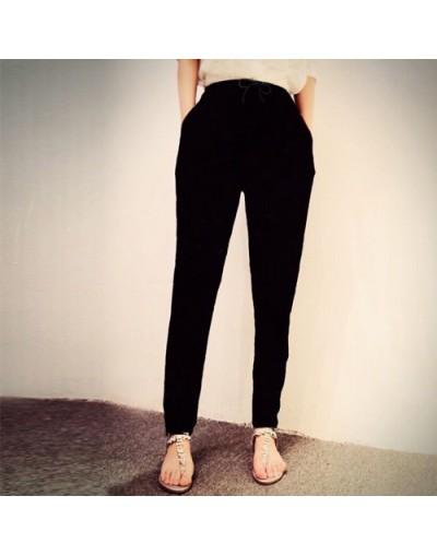 Boho Summer Pants Harem Pants Women Bohemian Plus Size Pants Casual joggers women 2019 Beach Trousers For Women Streetwear -...