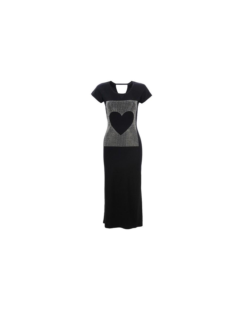 2018 New Arrival Short Sleeve Summer Dress Print Women Dresses Ladies High Street Fashionable Casual Dress WYQ-1379 - Black ...