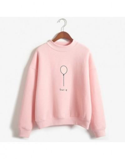 Fashion Spring Autumn Women Cute Hoodies Casual Harajuku Sweatshirt Pullover Candy Moletom Feminino Coats Jacket Outwear Top...
