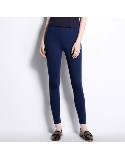Casual Pants Tall Women Thin Bottoms Stretch Pantalon Femme Clothing High Waist Pants For Women Trousers Mujer Full Long Pan...
