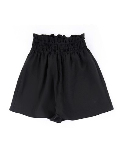 Bobon21 sweet lolita shorts Summer fashion everyday foundation high waist loose chiffon wide leg shorts thin women B1648 - B...